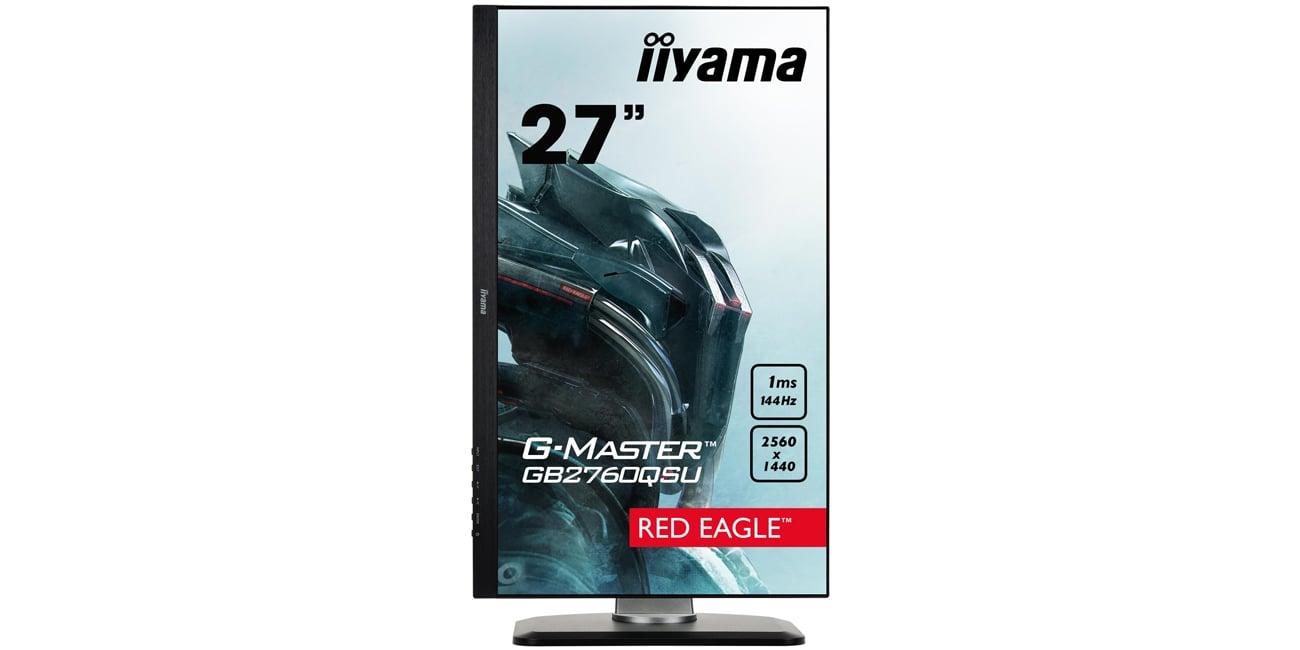 iiyama G-Master Red Eagle GB2760QSU