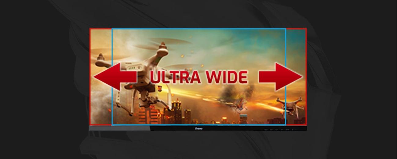 Monitor gamingowy iiyama G-Master GB3466WQSU