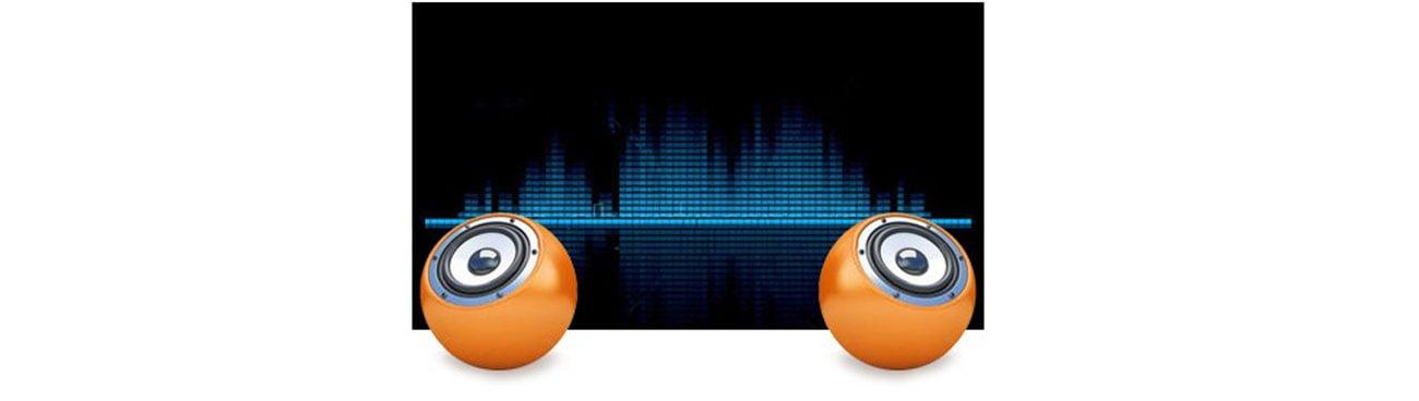 Wbudowane głośniki