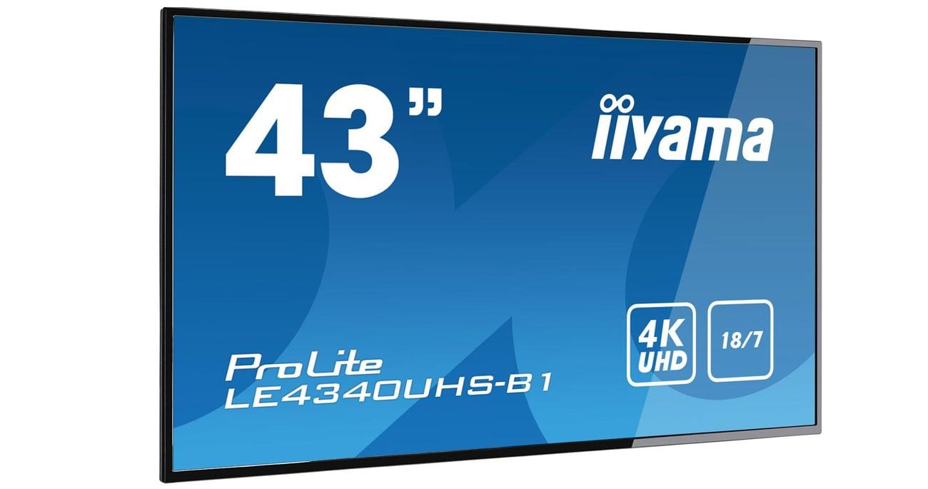 iiyama LE4340UHS LFD 4K