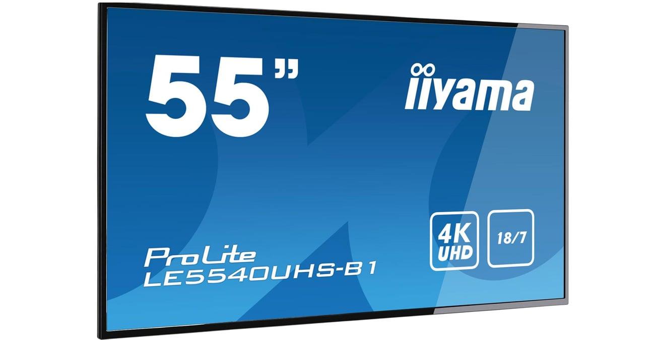 iiyama LE5540UHS LFD 4K