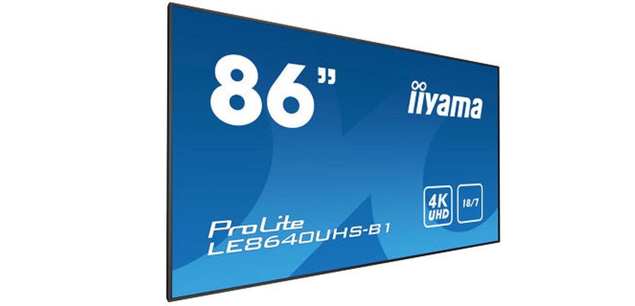 iiyama LE8640UHS LFD