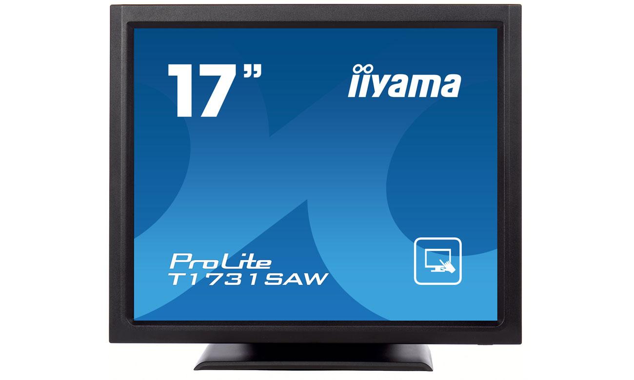 Monitor dotykowy iiyama T1731SAW-B5