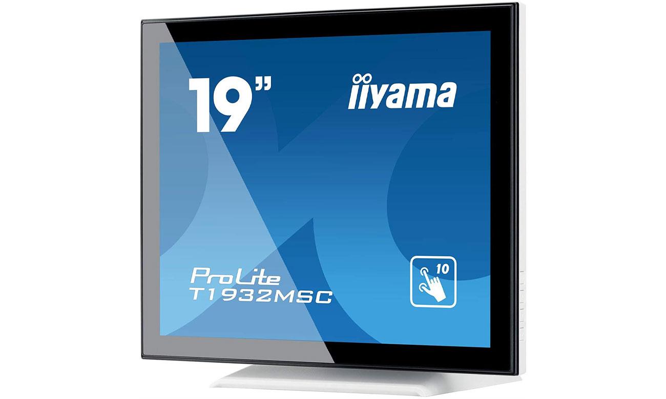 Monitor 19'' iiyama T1932MSC-W5AG dotykowy biały