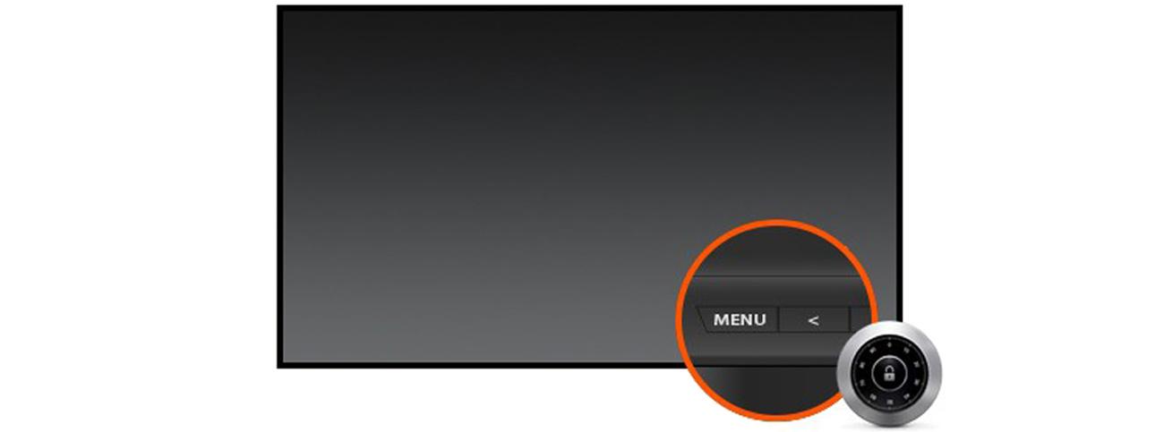 blokada ustawień ekranu, vesa, iiyama iiyama T2336MSC