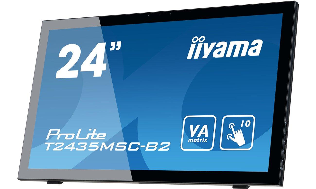 iiyama T2435MSC-B2 Odporność Na Zarysowania
