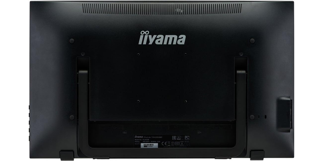 iiyama T2435MSC-B2 Głośniki i Wejście Słuchawkowe