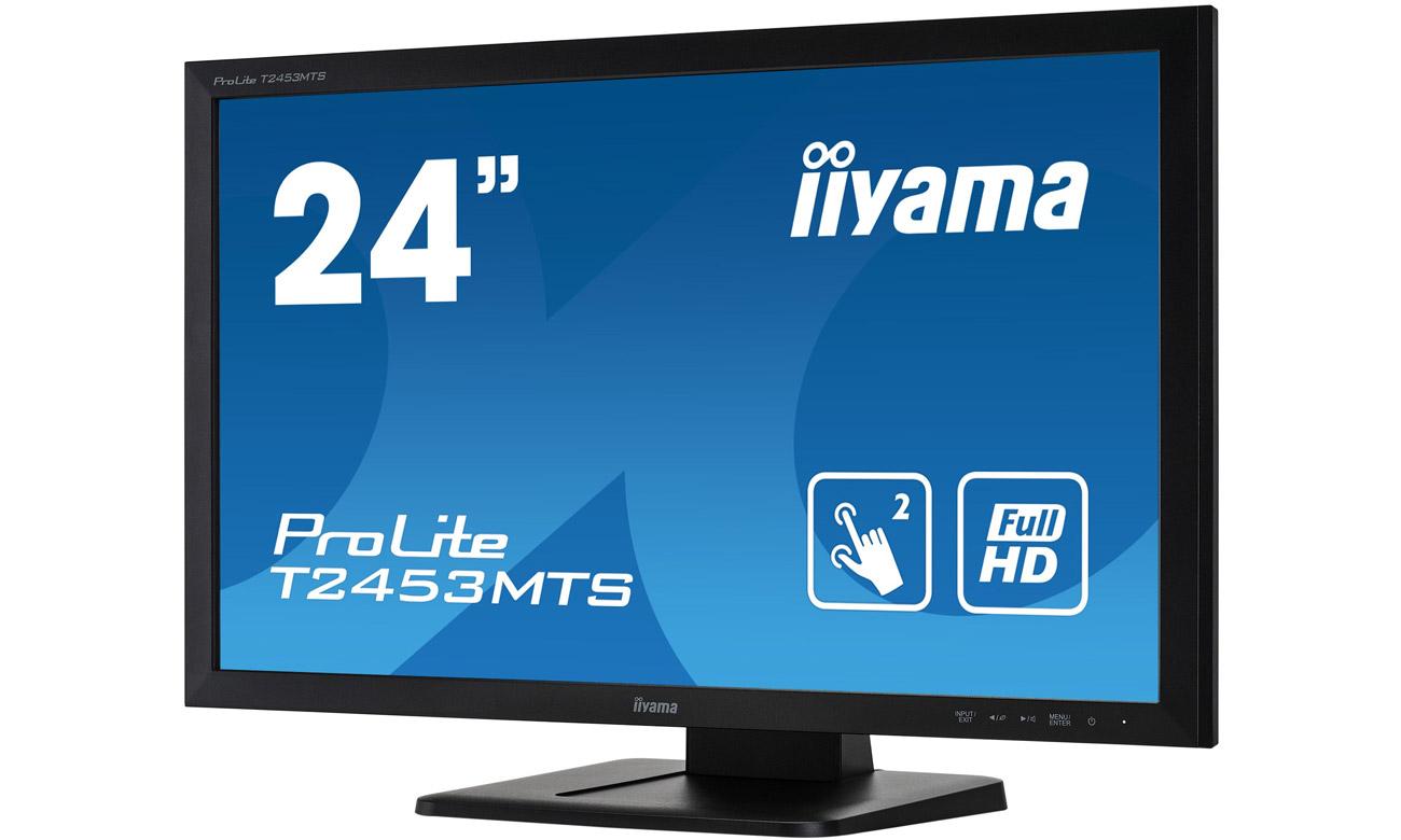 Monitor dotykowy iiyama T2453MTS-B1