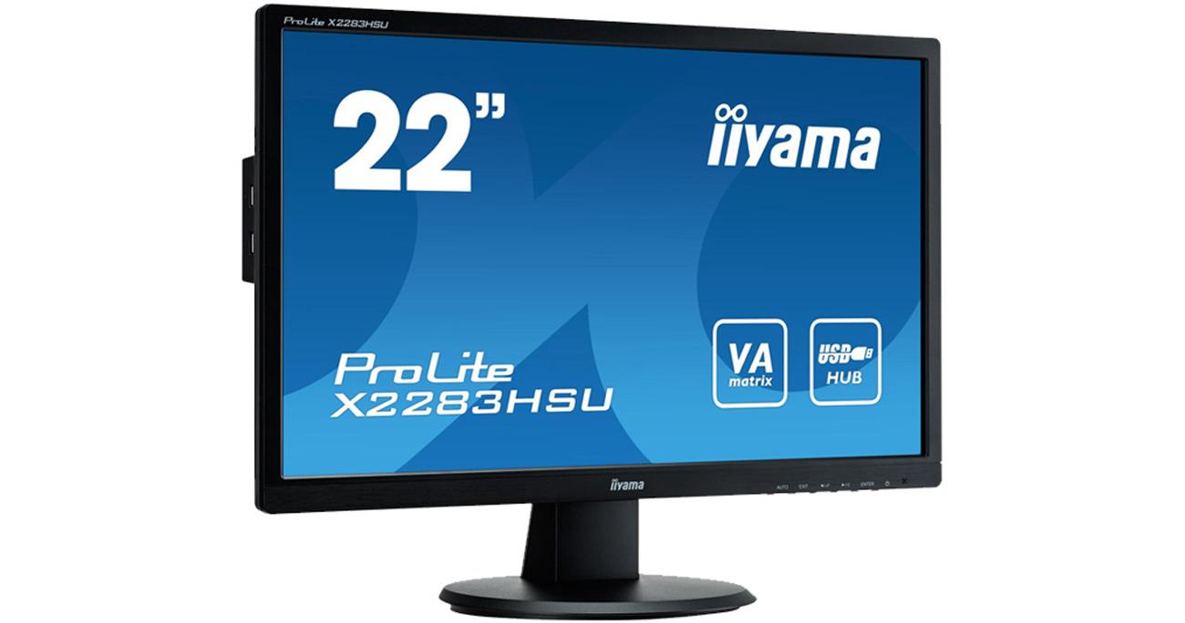 monitor iiyama X2283HSU