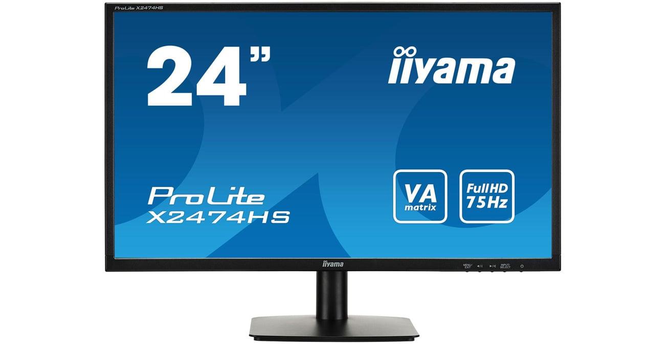 iiyama X2474HS Overdrive