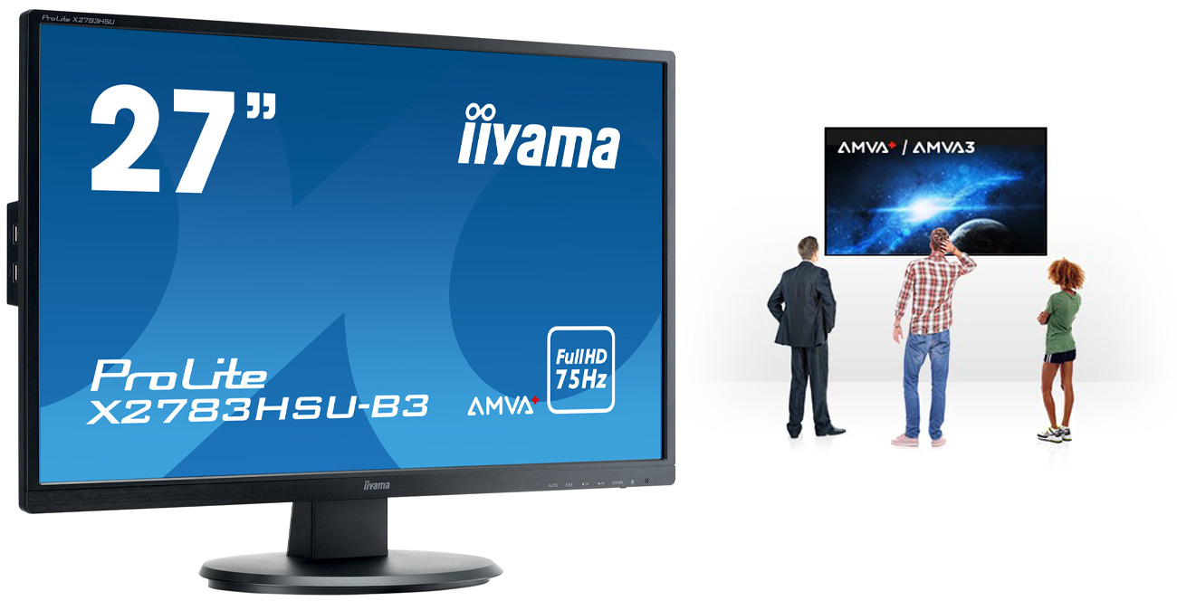 iiyama X2783HSU AMVA +