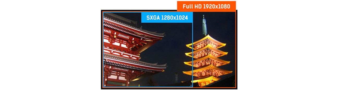 monitor iiyama XB2283HSU rozdzielczość fullhd