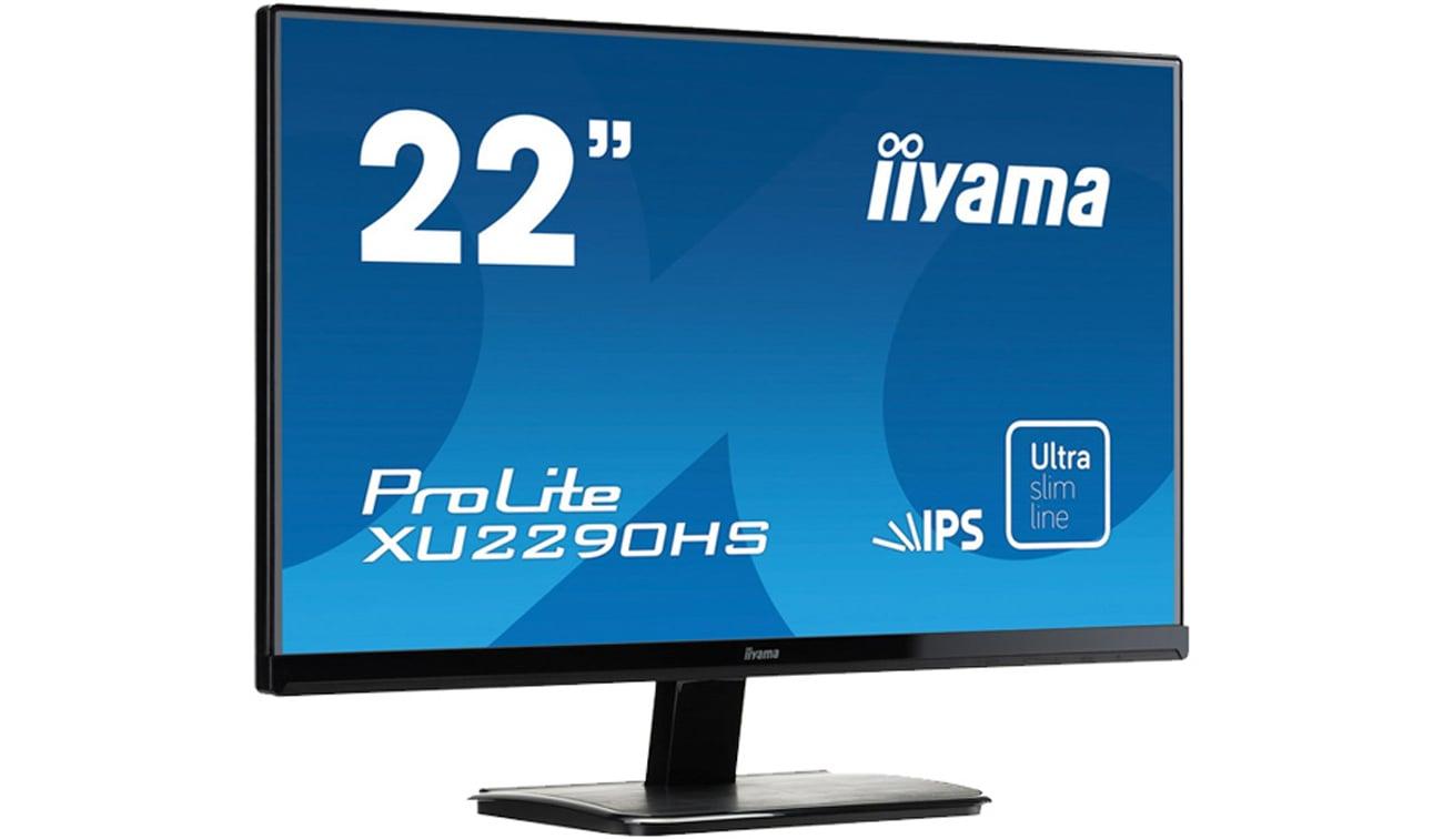 iiyama XU2290HS solina konstrukcja