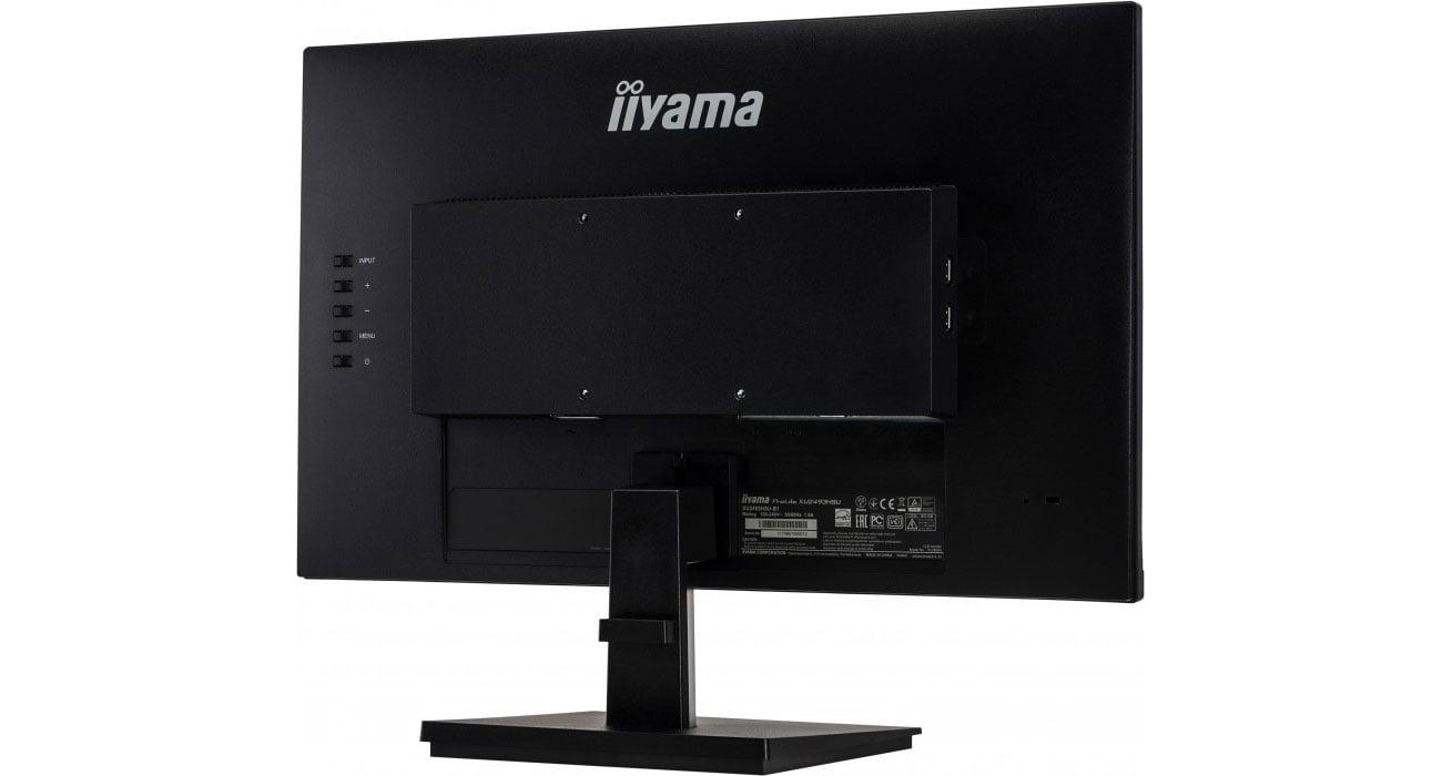 Wszechstronny monitor do domu i biura iiyama XU2493HSU-B1