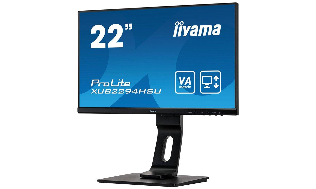 Monitor Iiyama XUB2294HSU