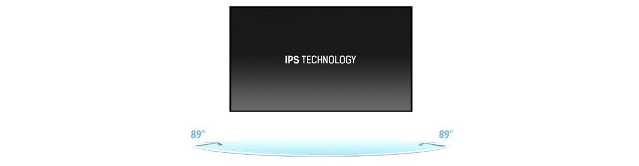 iiyama XUB2492HSU Technologia IPS