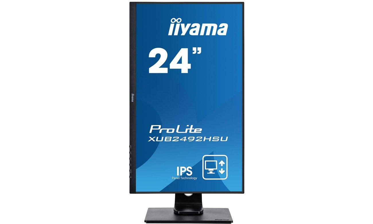 iiyama XUB2492HSU HAS + Pivot