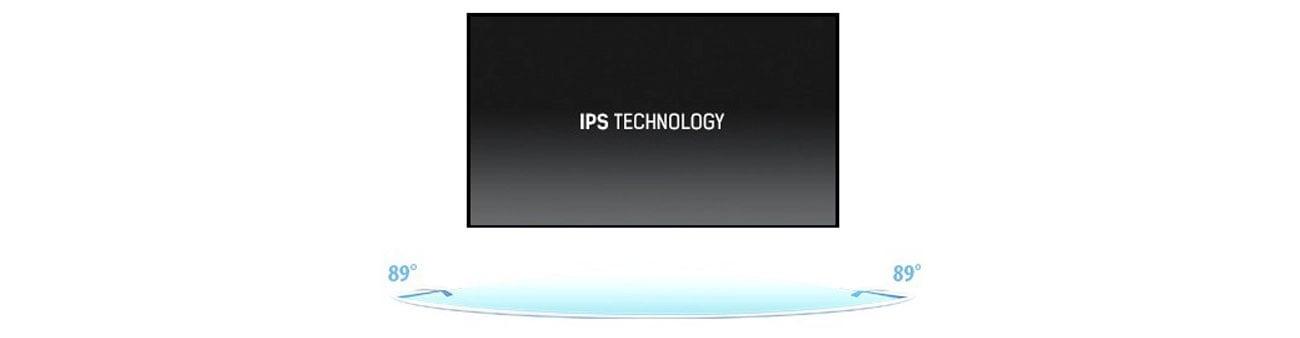 iiyama XUB2792UHSU Technologia IPS