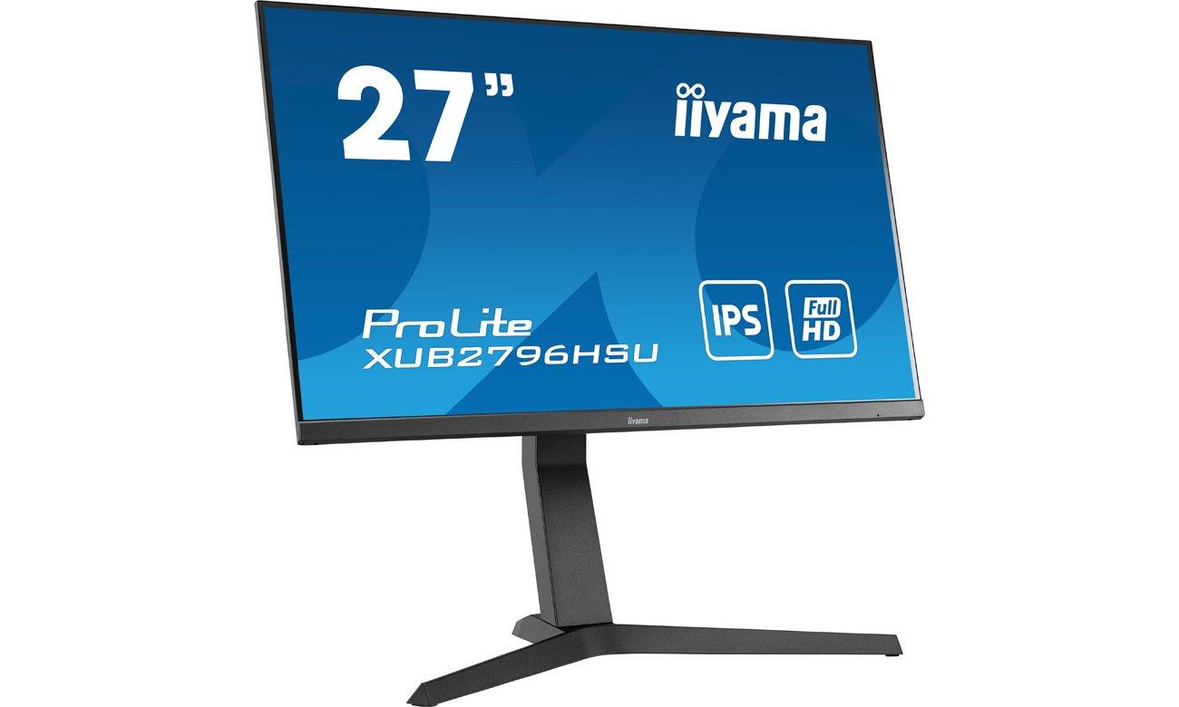 Monitor do zastosowań biznesowych iiyama XUB2796HSU-B1