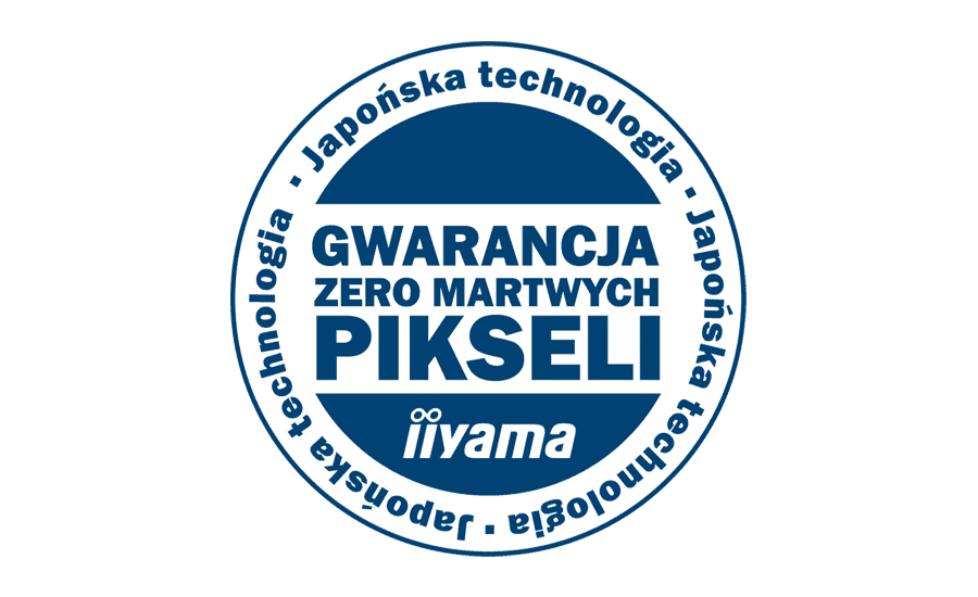 iiyama X2483HSU-B2 Widok z Przodu
