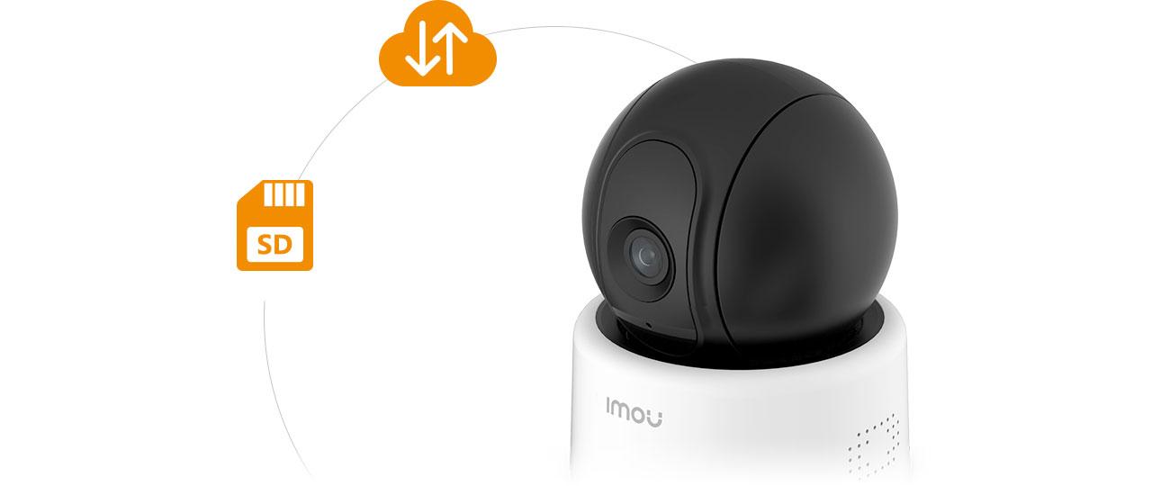 Imou Ranger 1080p Zapis na karcie SD lub w chmurze