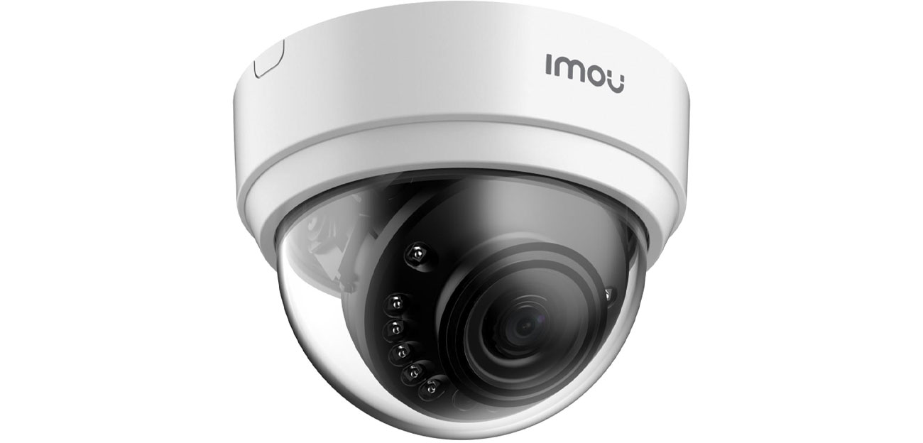 Imou Dome Lite 4MP - Łączność Wi-Fi