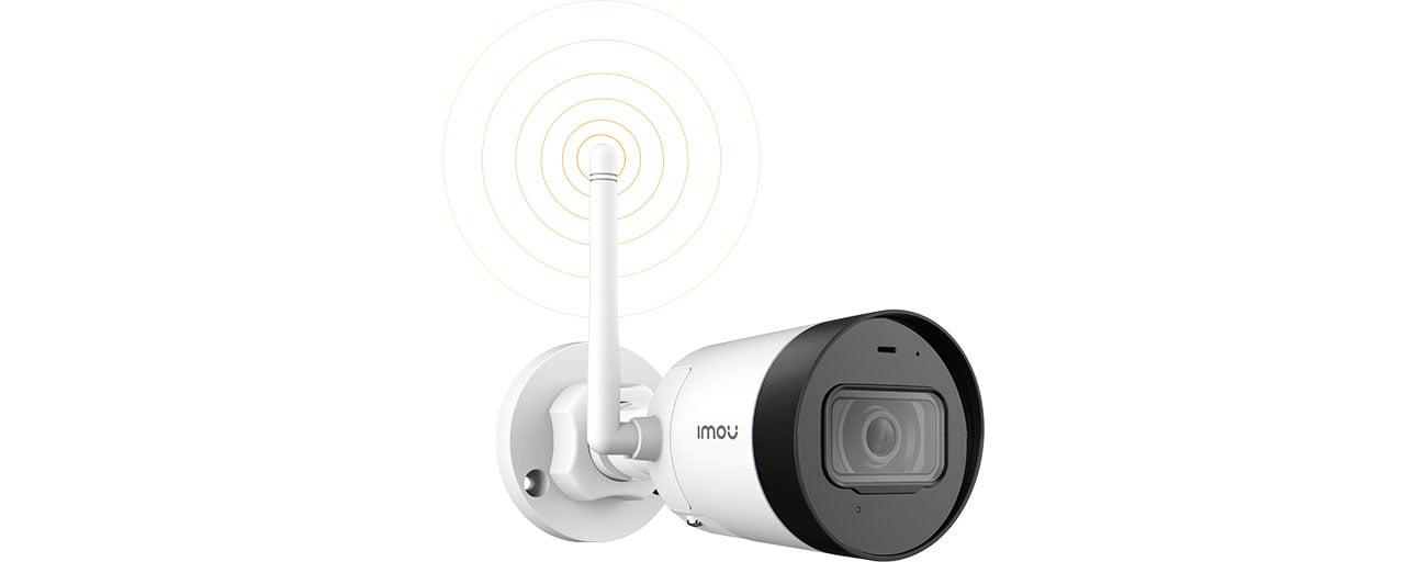 Imou Bullet Lite 4MP - Łączność Wi-Fi