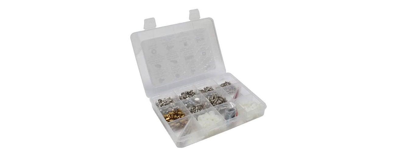 Zestaw śrubek montażowych 550 elementów ZUTH-048
