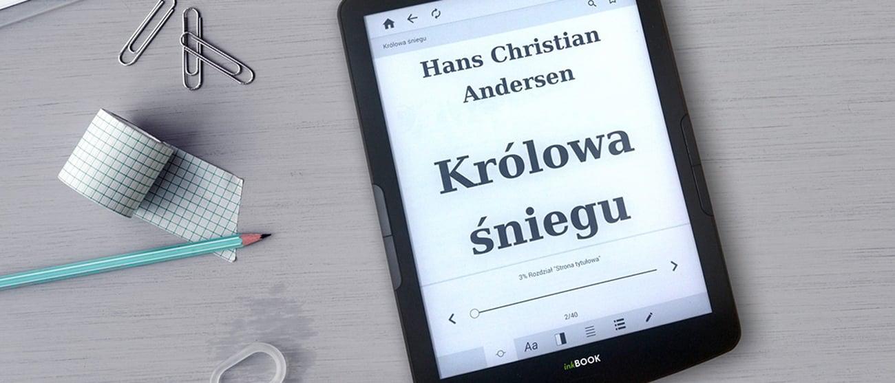 inkBOOK explore kompaktowy czytnik e-book