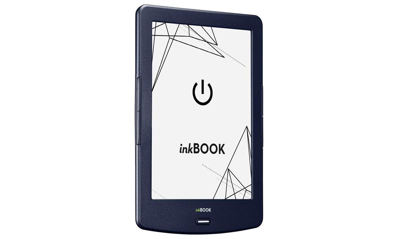inkBOOK Lumos podswietlany ekran