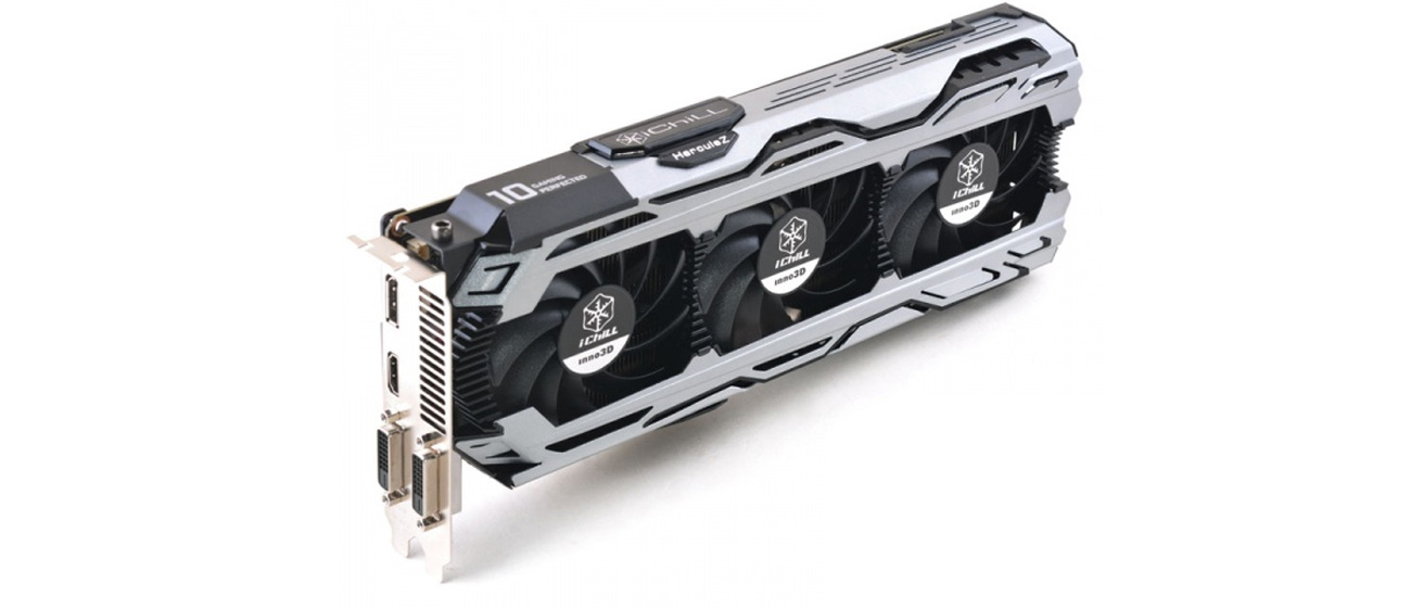 Inno3D GeForce GTX 1060 IChill X3 V2 6GB