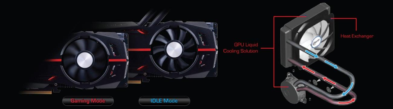 Inno3D GeForce GTX 1070 IChill BLACK