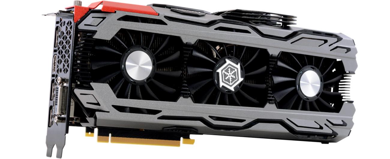 Inno3d GeForce GTX 1080 iChill X4 8GB GDDR5X