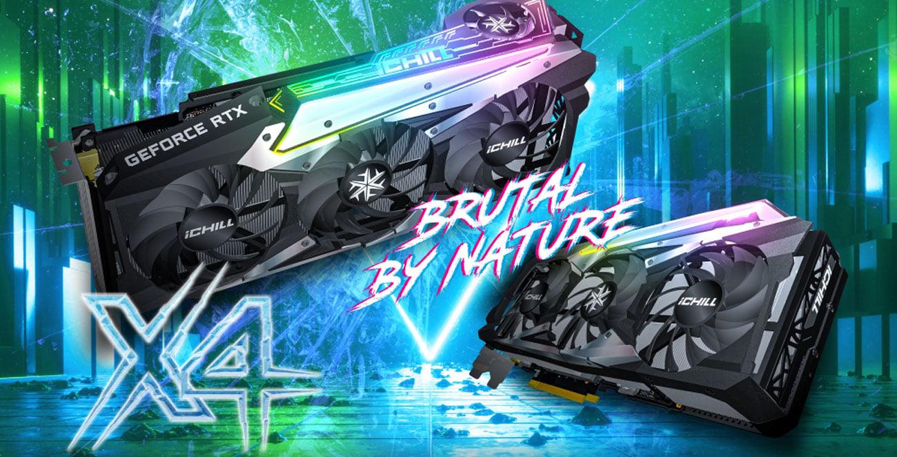 Inno3D GeForce RTX 3070 Ti ICHILL X4 8 GB