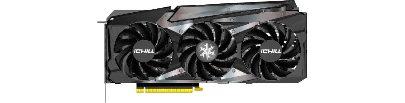 Inno3D GeForce RTX 3080 Ti ICHILL X4 12 GB