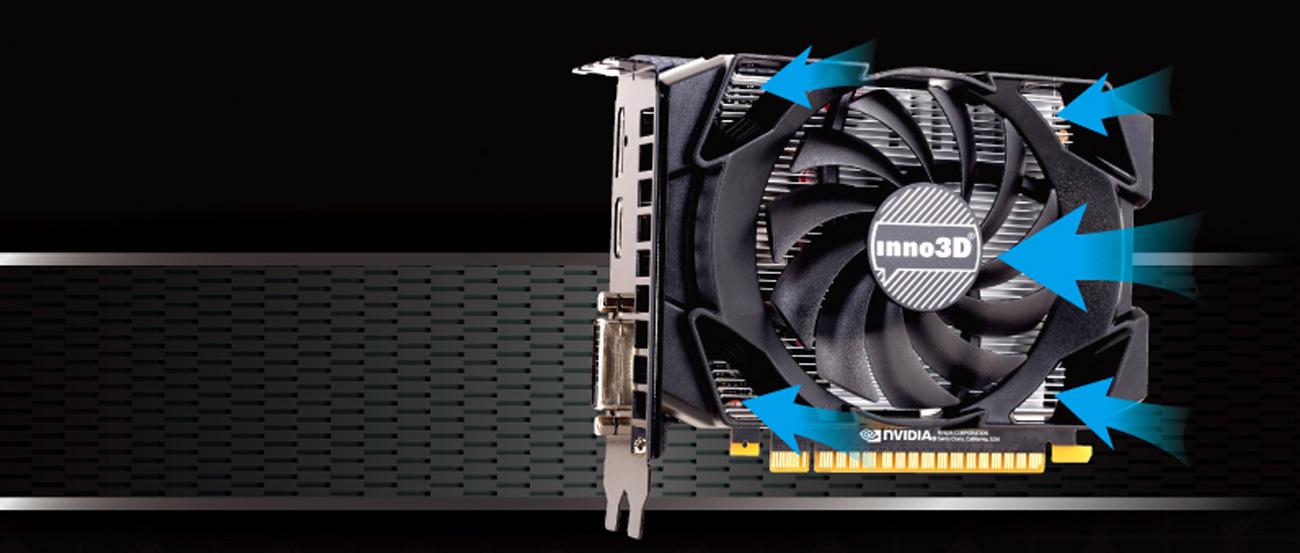 Inno3D GeForce GTX 1050