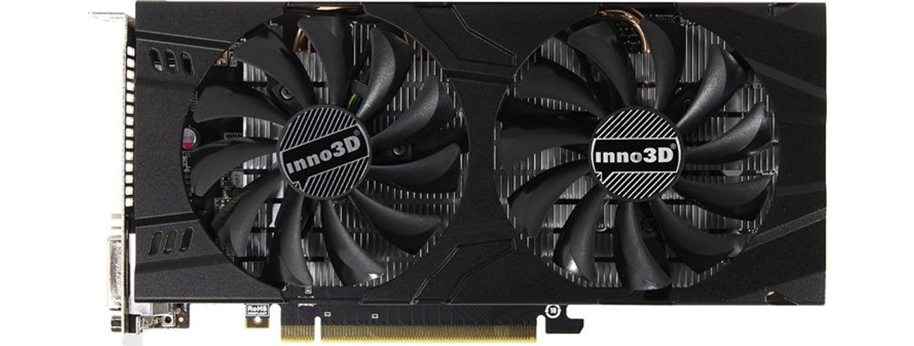 GeForce GTX 1060 X2 6GB GDDR5