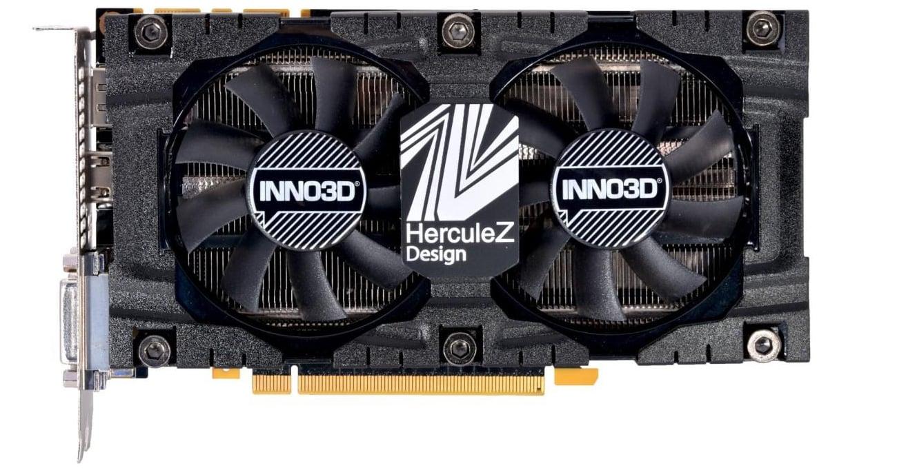 Inno3D GeForce GTX 1070 Ti X2 V2 8GB GDDR5