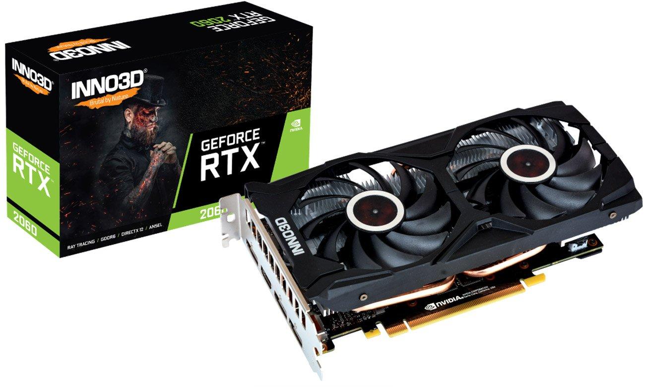 Inno3D GeForce RTX 2060 Twin X2 6 GB