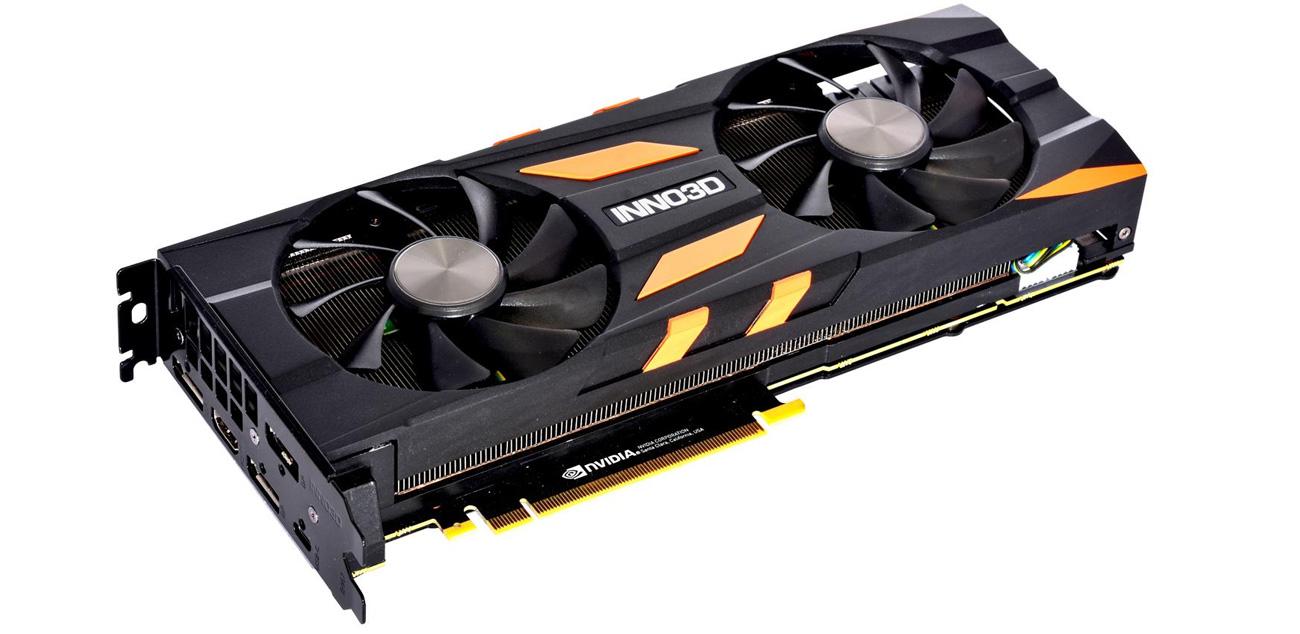 Inno3D GeForce RTX 2080 X2 OC 8GB GDDR6 złącza