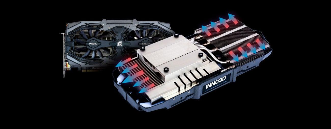 Inno3D GeForce RTX 2080 SUPER Gaming OC X2