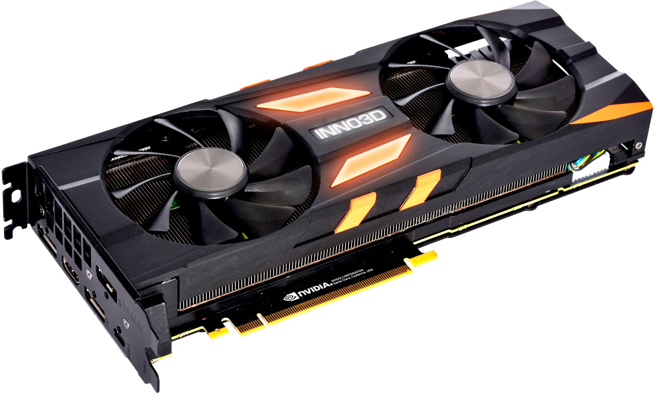 INNO3D GeForce RTX 2080 Ti Twin X2 11GB GDDR6