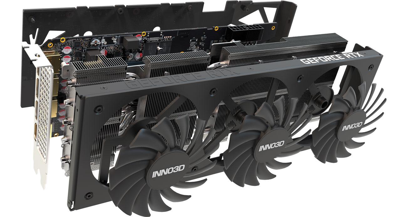 Inno3D GeForce RTX 3070 Ti X3 OC 8 GB