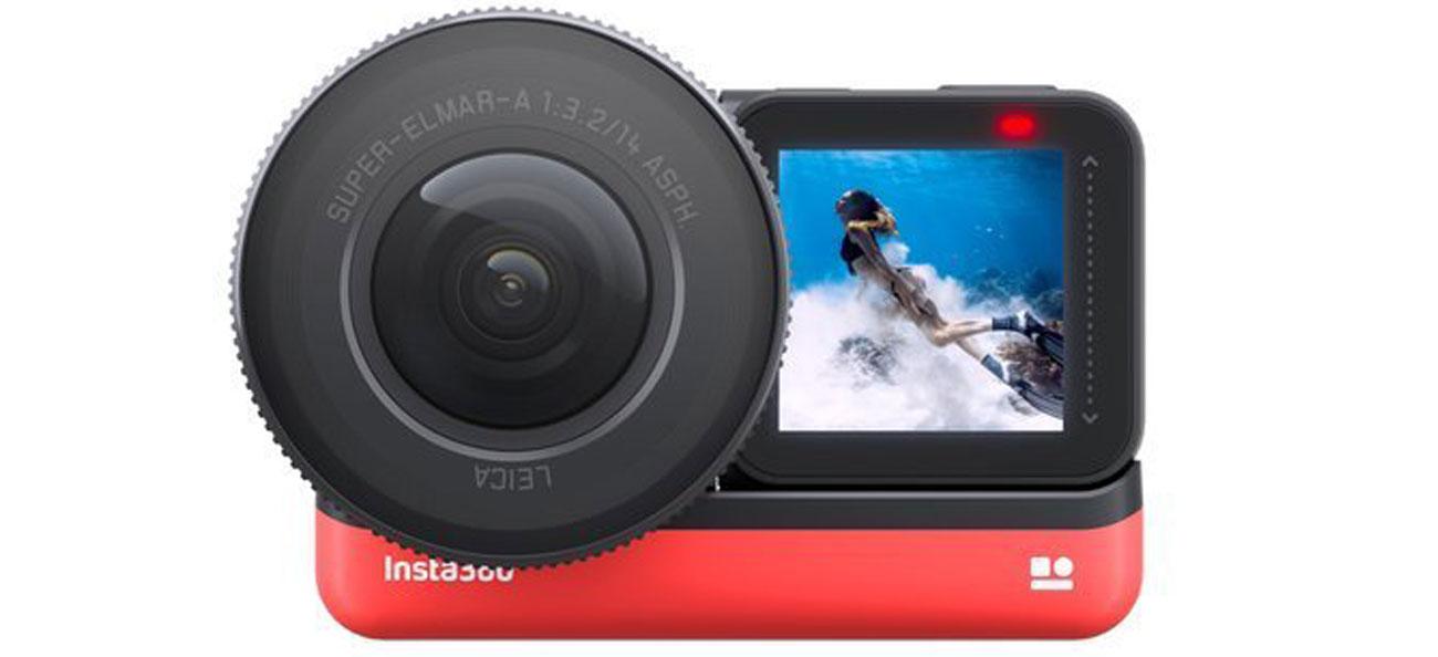 Kamera sportowa Insta360 One R 1-Inch Edition