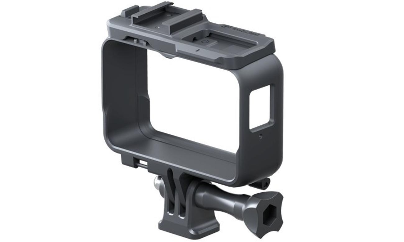 Ramka montażowa z zimną stopką do kamery Insta360 ONE R