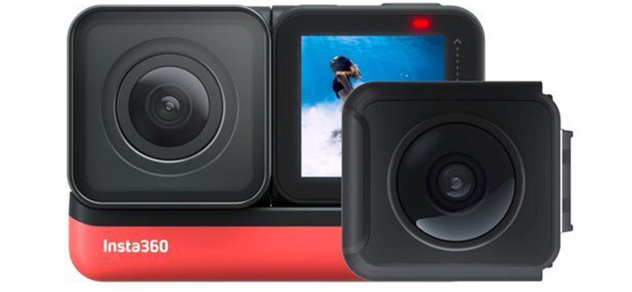 Nagrywaj wideo 360 stopni
