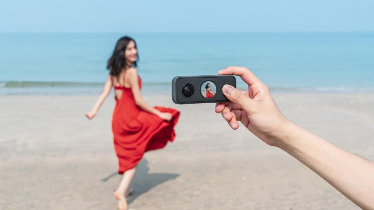 Kamera sferyczna Insta360 ONE X2