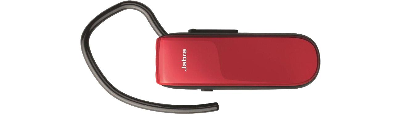 Jabra Classic Bluetooth czerwony