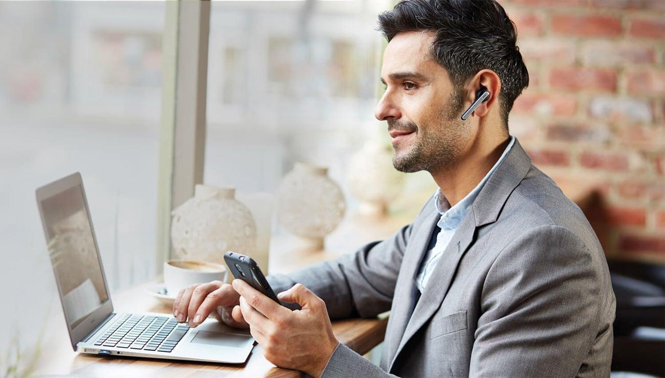 Jabra Talk 45 strumieniowanie GPS i multimediów