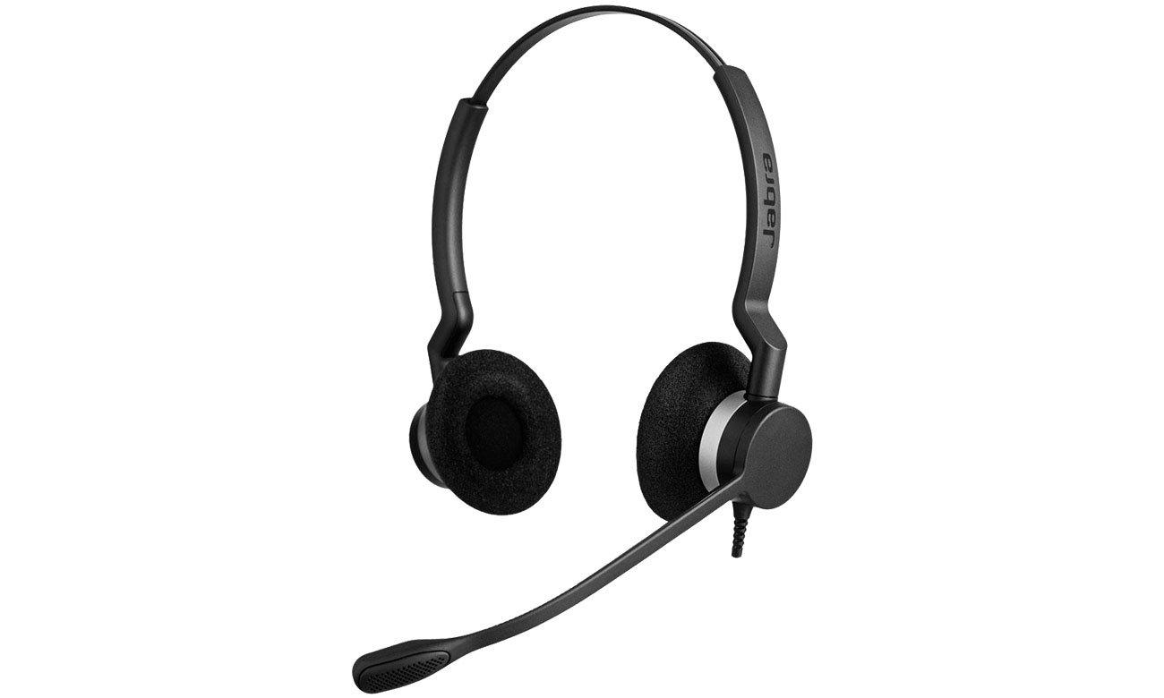 Słuchawki przewodowe Jabra BIZ 2300 Duo Type 2309-820-104